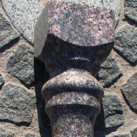 Дидковичи балясина полированная БАЛ-1Б  (800х100х100)