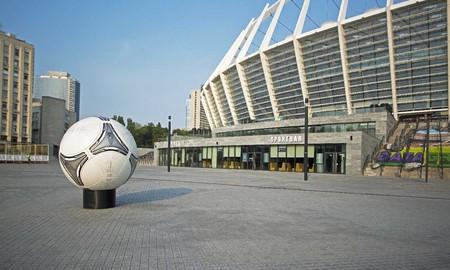 Национальный спортивный комплекс 'Олимпийский' г.Киев