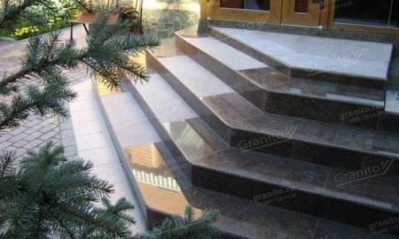 Подбор гранита при строительстве вашего дома